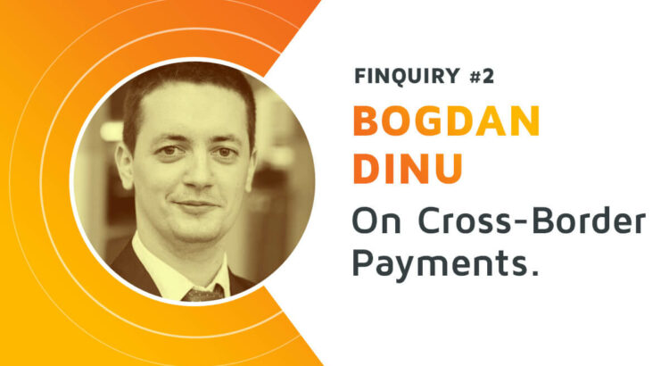 Bogdan Dinu, Head of Product at Thunes and interview partner in this cross-border payments talk.